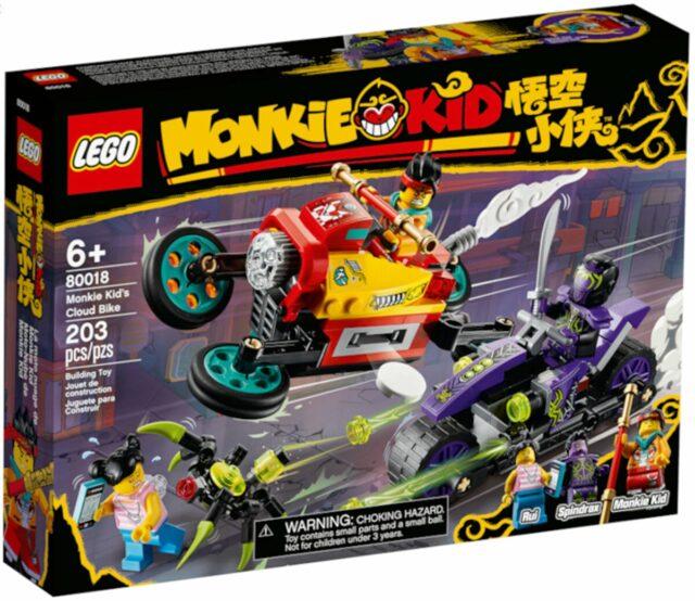 LEGO Monkie Kid 2021 80018