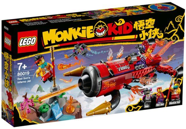 LEGO Monkie Kid 2021 80019