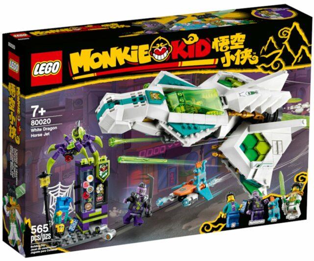 LEGO Monkie Kid 2021 80020