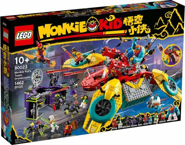 LEGO Monkie Kid 2021 80023