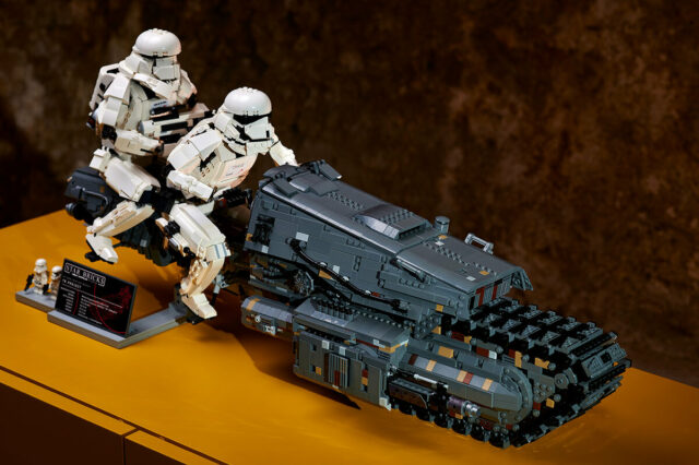 LEGO Star Wars Imperial Bikers UCS