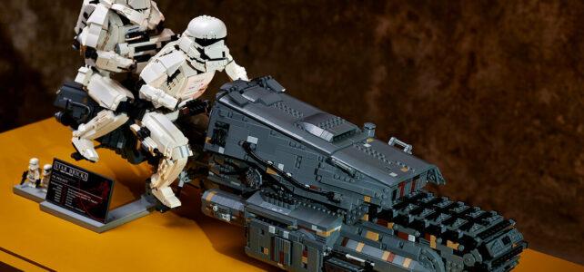 LEGO Star Wars Imperial Bikers UCS