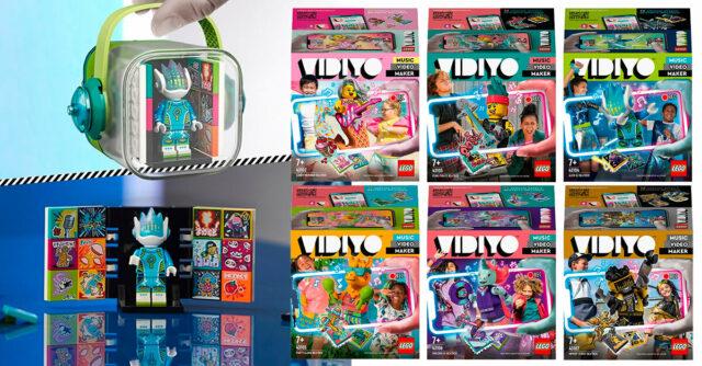 LEGO VIDIYO Beatbox 2021