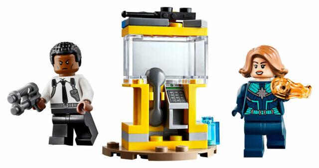 Polybag LEGO 30453 Captain Marvel