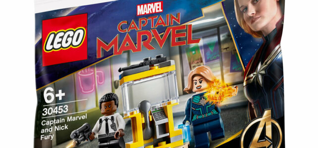 Polybag LEGO 30453 Captain Marvel