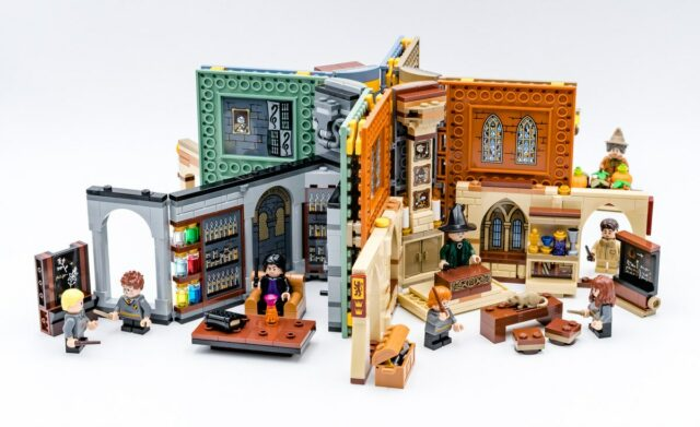 REVIEW LEGO 76382 76383 76384 76385