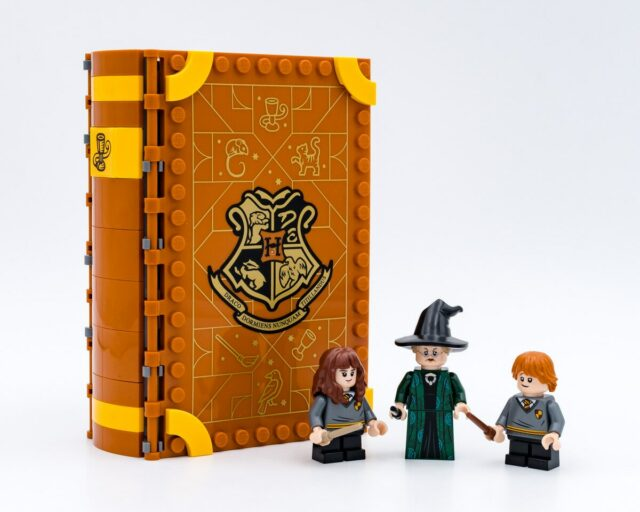 REVIEW LEGO 76382 Hogwarts Moment