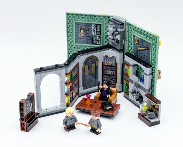 REVIEW LEGO 76383 Hogwarts Moment