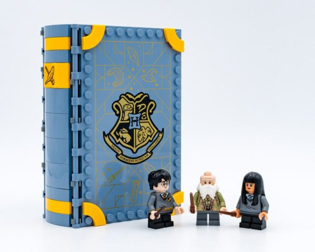 REVIEW LEGO 76385 Hogwarts Moment