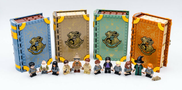 REVIEW LEGO Harry Potter 76382 76383 76384 76385