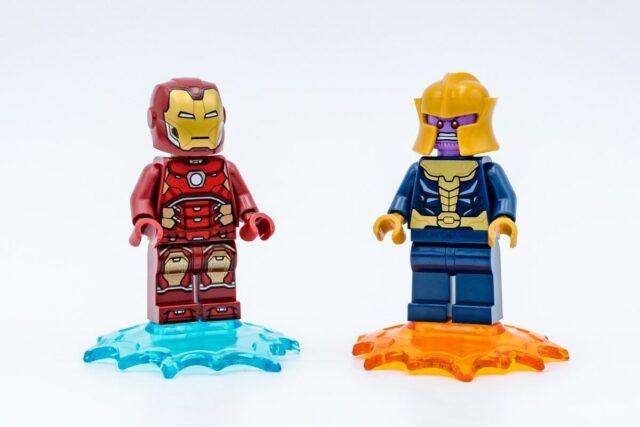 REVIEW LEGO Marvel 76170 Iron Man vs Thanos