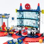 REVIEW LEGO Marvel Spider-Man 76175