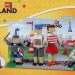 LEGO 40115 LEGOLAND Entrance with Family
