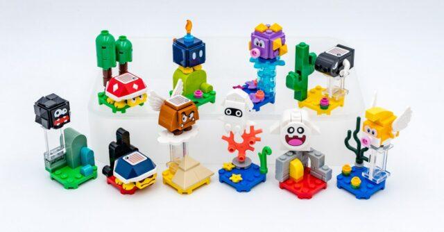 LEGO 71361 Super Mario Character Packs Series 1