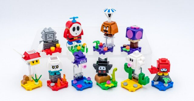 LEGO 71386 Super Mario Character Packs Series 2