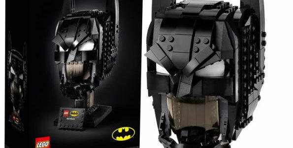 LEGO 76182 Batman Cowl