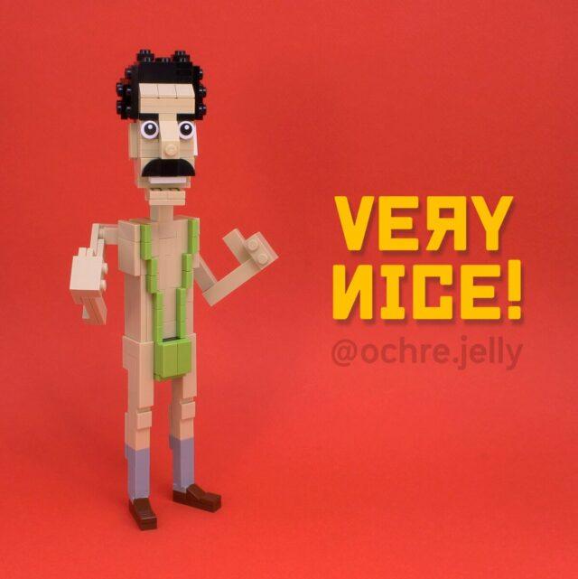 LEGO Borat