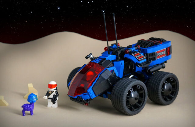 LEGO Febrovery 2021 Rover Frost