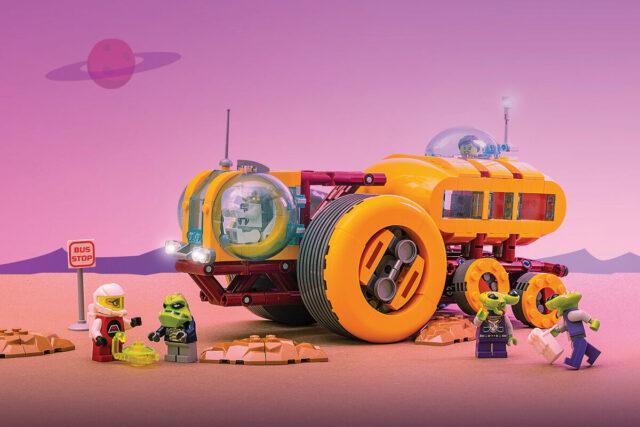 LEGO Febrovery 2021 Rover Tyler