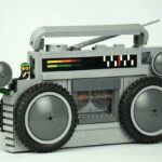 LEGO Febrovery 2021 Rover Walter Whiteside