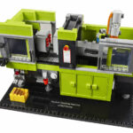 LEGO House 40502 The Brick Moulding Machine