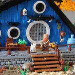 LEGO Norton74 Blue Cottage