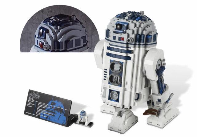 LEGO Star Wars 75308 10225 R2-D2 UCS