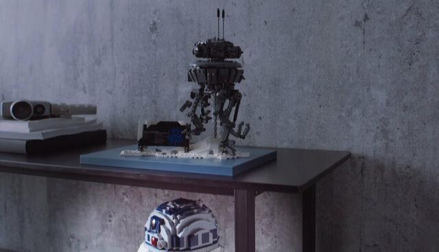 LEGO Star Wars 75308 R2-D2 UCS 2021