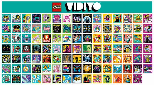 LEGO VIDIYO BeatBits