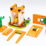 REVIEW LEGO 40449 Easter Bunny's Carrot House GWP