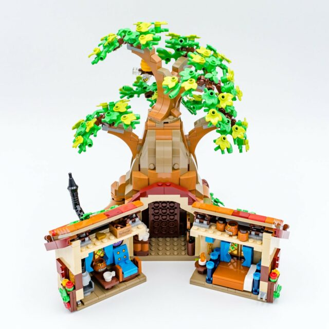 REVIEW LEGO Ideas 21326 Winnie the Pooh