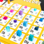 REVIEW Periodic Table of the LEGO Colors v2 WLWYB