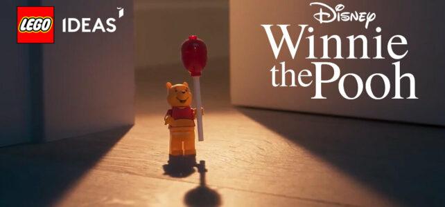 Teasing LEGO Ideas 21326 Winnie the Pooh