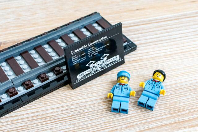 LEGO 10277 Crocodile Locomotive