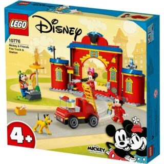 LEGO 10776 Fire Truck & Station