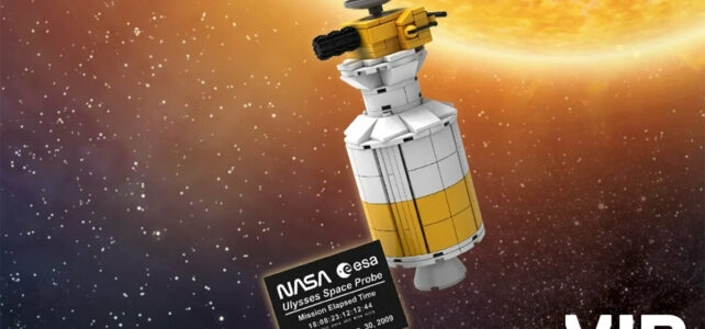 LEGO 5006744 Ulysses Satellite VIP
