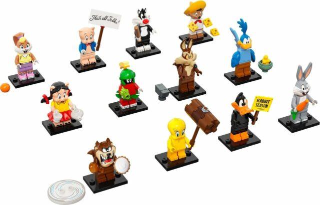 LEGO 71030 Looney Tunes CMF