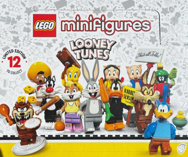 LEGO 71030 Looney Tunes Collectible Minifigures
