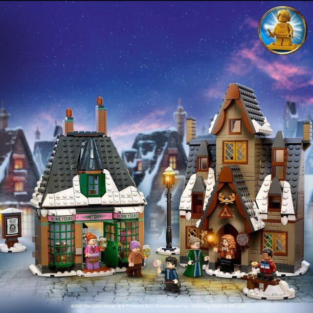 LEGO 76388 Hogsmeade Village Visit