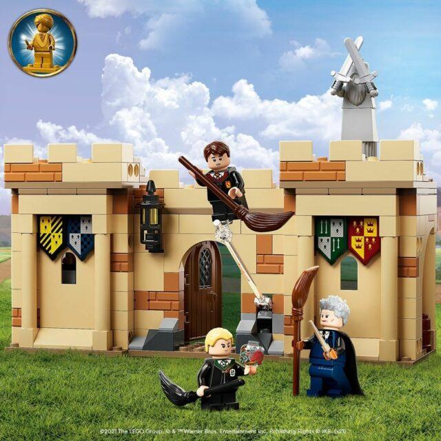 LEGO 76395 Hogwarts First Flying Lesson