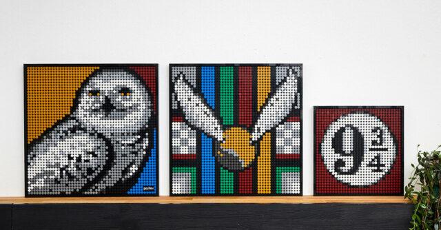 LEGO Art 31201 Harry Potter alt
