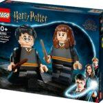 LEGO 76393 Harry Potter & Hermione Granger