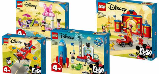 LEGO Mickey 2021