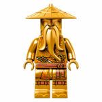 LEGO Ninjago Legacy Golden Wu