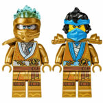 LEGO Ninjago Legacy Golden Zane Nya