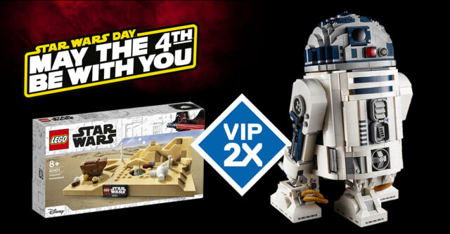 LEGO Star Wars May the 4th 2021