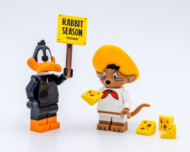 REVIEW LEGO 71030 Looney Tunes Collectible Minifigures