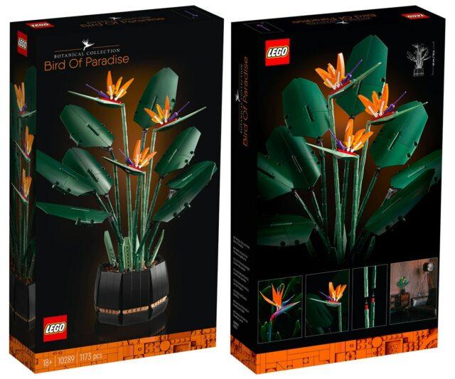 LEGO 10289 Bird of Paradise