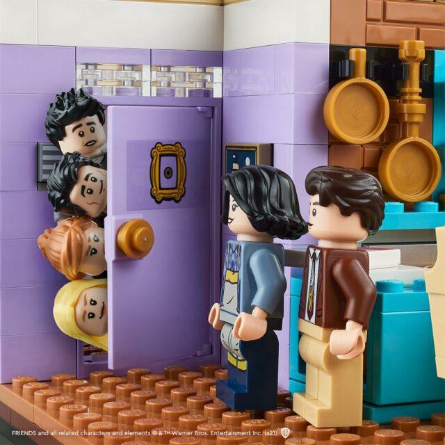 LEGO 10292 Friends Monicas Apartment