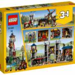 LEGO 31120 Medieval Castle
